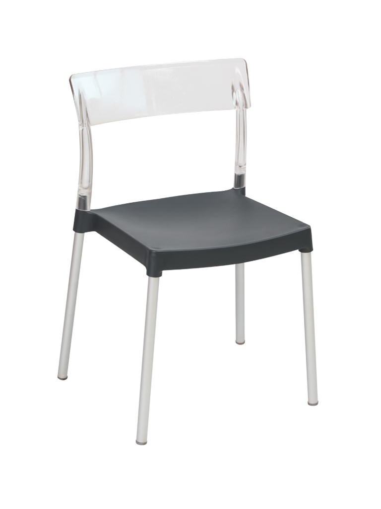Silla lily mobiliarioideal - Mobiliario ideal ...