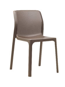 Silla net taupe mobiliario ideal mobiliarioideal - Mobiliario ideal ...